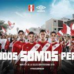 Les maillots du Pérou et les chaussures des 23 joueurs pour la Coupe du monde 2018