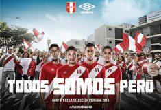 Image de l'article Les maillots du Pérou et les chaussures des 23 joueurs pour la Coupe du monde 2018