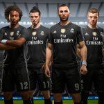 Le Real Madrid, le Bayern FC, la Juventus Turin et Manchester United bénéficieront d'une quatrième tenue… sur FIFA 18.
