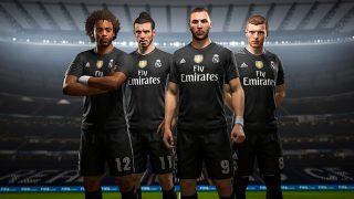 Image de l'article Le Real Madrid, le Bayern FC, la Juventus Turin et Manchester United bénéficieront d'une quatrième tenue... sur FIFA 18.