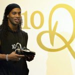 Top 5 des chaussures portées par Ronaldinho