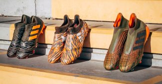 Image de l'article adidas lance le pack « Lone Hunter »