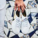 Shooting: Nike Tiempo Legend VII «Cœur et Sang»