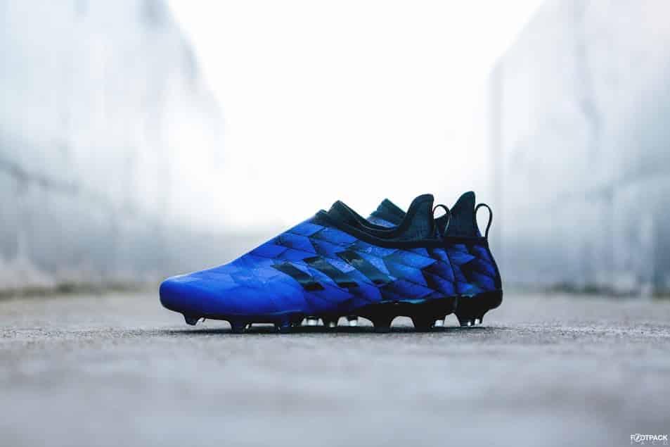 chaussures-football-adidas-Glitch-18-Trikotskin-bleu-noir-img1