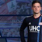 Le New England Revolution dévoile ses maillots pour les saisons 2018 et 2019 de MLS
