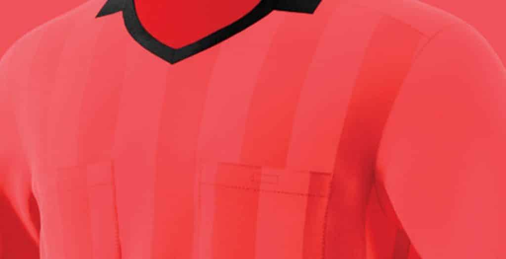 Adidas dévoile les maillots des arbitres pour la coupe du