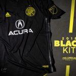 Columbus Crew dévoile sa nouvelle tenue extérieure pour la saison 2018 de MLS