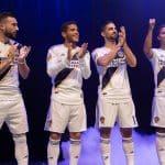 LA Galaxy dévoile son nouveau maillot domicile 2018