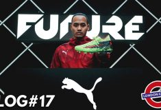 Image de l'article VLOG#17 – Lancement de la Puma Future 18.1 à Londres