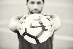 Image de l'article Nike dévoile le nouveau ballon «Merlin»