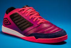 Image de l'article Umbro lance sa nouvelle chaussure de futsal : la Chaleira Pro