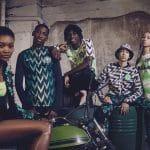 Les maillots du Nigeria et les chaussures des 23 joueurs pour la Coupe du monde 2018