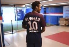 Image de l'article Les chaussures de … Neymar