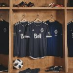 Les Vancouver Whitecaps et adidas dévoilent le nouveau maillot