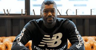 Image de l'article Djibril Cissé rejoint New Balance!