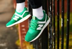 Image de l'article New Balance dévoile sa chaussure «247» en édition limitée aux couleurs du Celtic