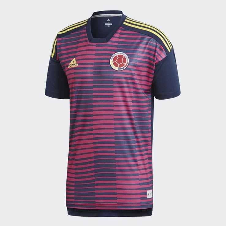 Adidas-Colombie-pre-match-coupe-du-monde-2018-1