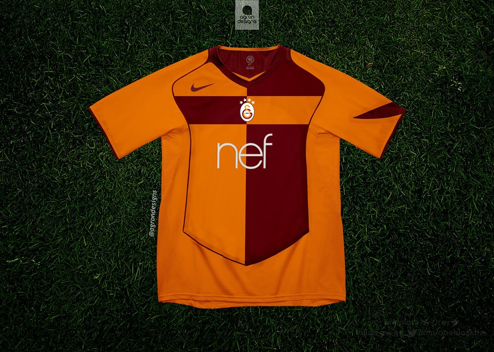 Maillot-Nike-Total-90-Galatasaray
