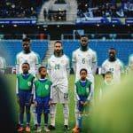 Au Stade – Senegal / Bosnie (Stade Oceane)