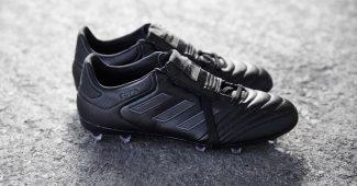 Image de l'article Adidas dévoile un nouveau coloris «Blackout» pour sa Copa Gloro 17