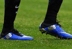 Image de l'article Mauro Icardi dévoile un coloris spécial de ses Nike Hypervenom Phantom 3 pour ses 100 buts en Serie A