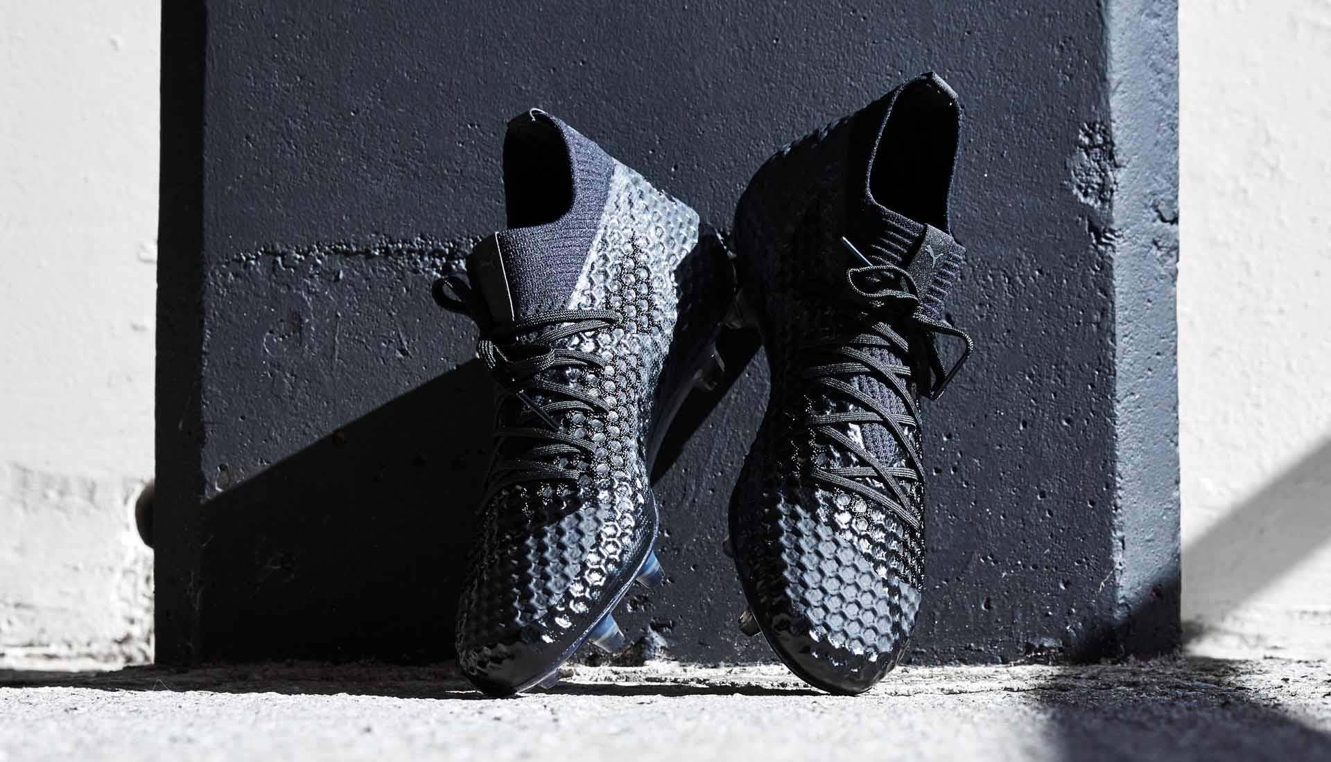 chaussures-football-Puma-Future-18-1-Blackout-img7
