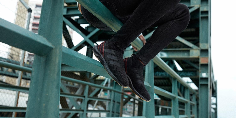 chaussures-lifestyle-adidas-Nemeziz-17-Mid-Noir-Rouge-img4