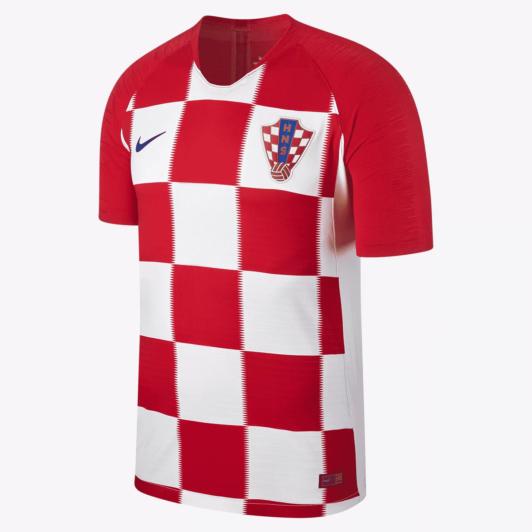 maillot-croatie-domicile-coupe-du-monde-2018