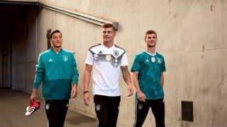 Image de l'article L'Allemagne présente ses maillots pour la Coupe du Monde 2018