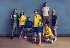 Image de l'article Le Brésil et Nike dévoilent les maillots pour la Coupe du Monde 2018