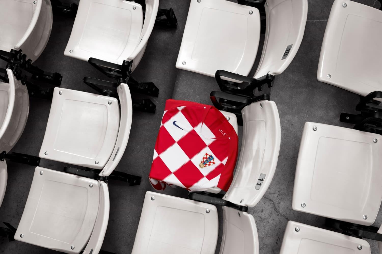 good quality autumn shoes classic fit La Croatie et Nike dévoilent les maillots de la Coupe du ...