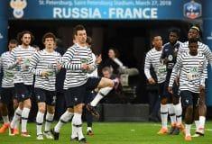 Image de l'article Les chaussures des 23 joueurs de l'équipe de France