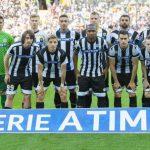 L'Udinese a disputé son match face à la Lazio avec 11 maillots différents