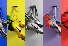 Image de l'article Quels joueurs portent les mercurial du pack Nike ID heritage ?