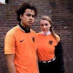 Les nouveaux maillots des Pays-Bas pour 2018/2019