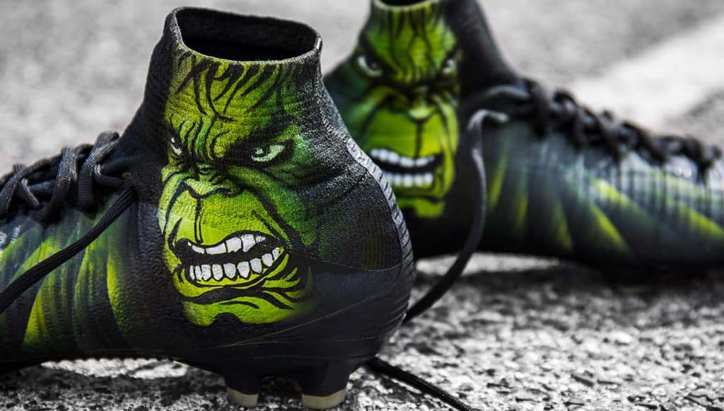 chaussure-foot-nike-mercurial-superfly-customisee-hulk-2