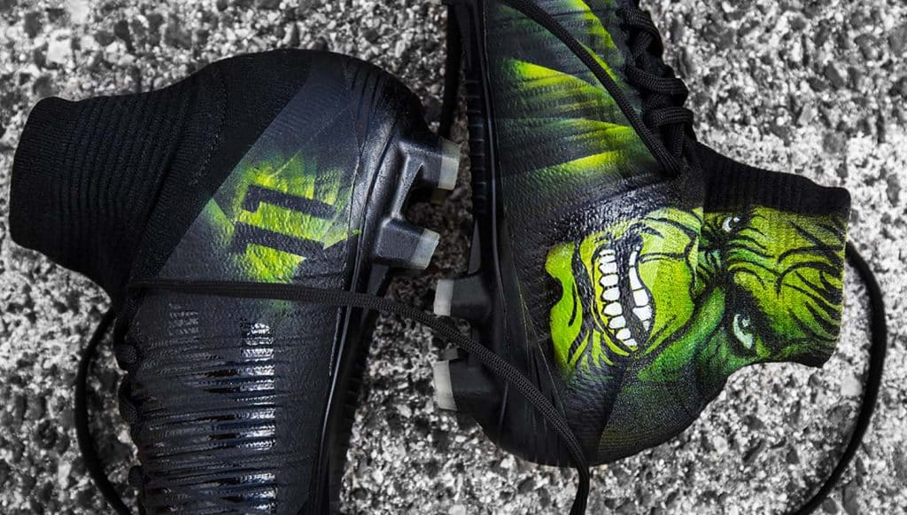 chaussure-foot-nike-mercurial-superfly-customisee-hulk-3