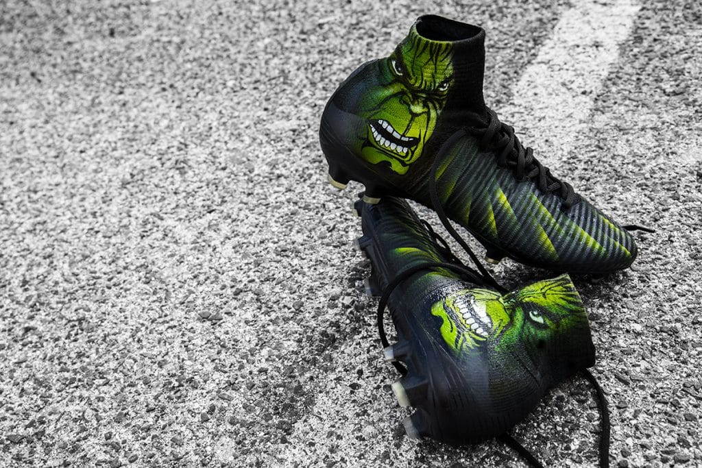 chaussure-foot-nike-mercurial-superfly-customisee-hulk-4