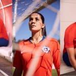 Nike dévoile les maillots du Chili