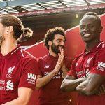 Liverpool et New Balance présentent les maillots 2018-2019