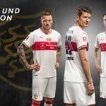 Puma dévoile les maillots du VfB Stuttgart pour 2018-2019