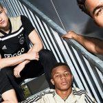 L'Ajax Amsterdam et adidas dévoilent les maillots 2018-2019
