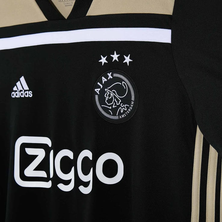 Maillot Domicile AJAX Tenue de match