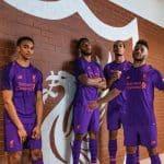 Tous les maillots 2018-2019 de Premier League