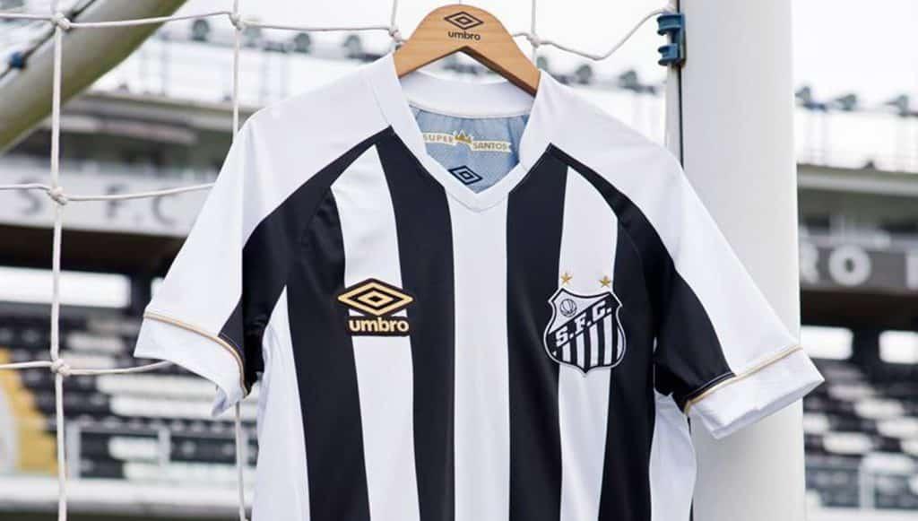 maillot-foot-umbro-santos-home-away-2018