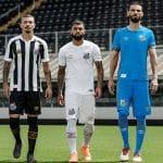 Umbro dévoile les maillots domicile et extérieur 2018/2019 de Santos
