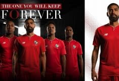 Image de l'article Les maillots du Panama et les chaussures des 23 joueurs pour la Coupe du monde 2018