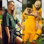 Nike et l'Australie dévoilent les maillots pour la Coupe du Monde 2018