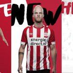 Umbro présente les maillots 2018-2019 du PSV Eindhoven