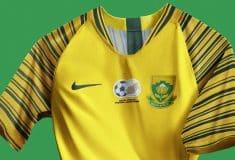 Image de l'article Nike présente le nouveau maillot domicile de l'Afrique du sud